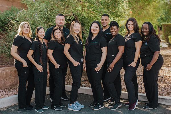 Smile Shop Dental Team